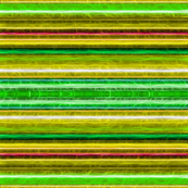 Fractalius Green Stripes