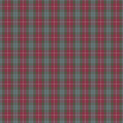 1/6 scale Fraser red weathered tartan