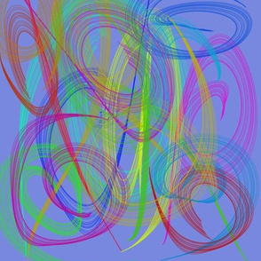 Colorful Swirls #1