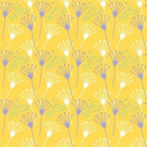 Wild Garden Retro Dandelion