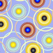 Sunflower Spoons