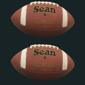 custom order - personalized football