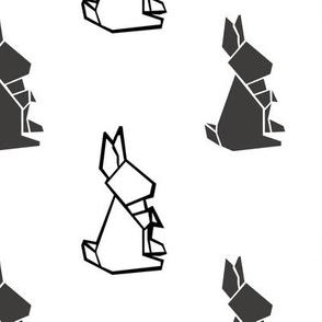 paper rabbit