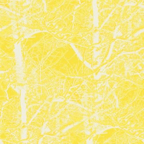 Yellow Reverse Trees