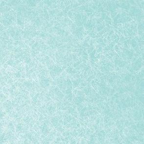 Scribble (White on Aqua)