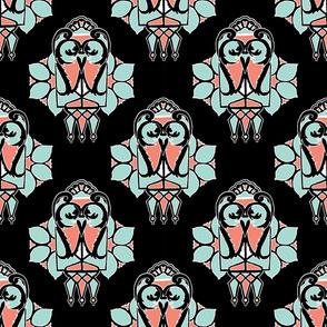 owl blossoms