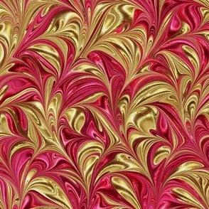 Metallic-CherryGold-Swirl