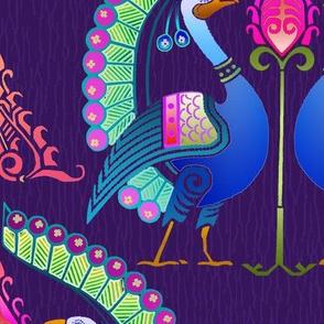 Jill's peacock's V2