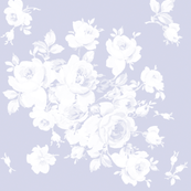 Lake Emily Summer Roses reversed blue violet