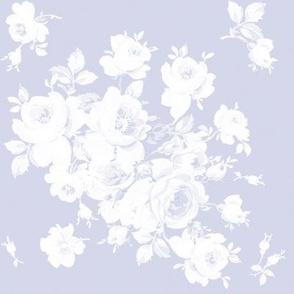 Lake Emily Summer Roses reversed blue violet