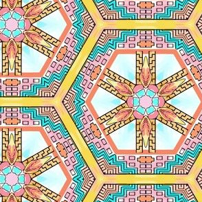 southwest honeycomb geometric