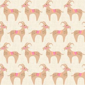 Goat - Llama Coordinate