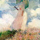 Monet Parasol Corset