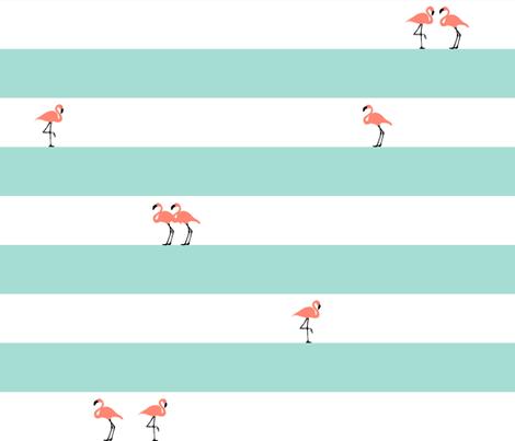 flamingo_stripes
