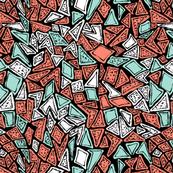 Paper Crane - In Pieces