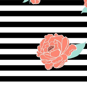 FLORAL_ON_STRIPE-_PEONIES
