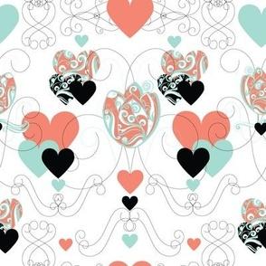 Tulips & Hearts!