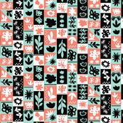 Retro-Floral-Patchwork