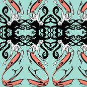 White Coral Mermaid