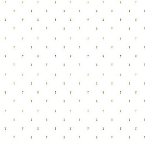 Tiny Vegetable Garden Polka Dot