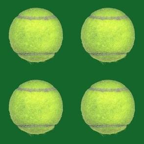 "blank 4"" tennis balls"