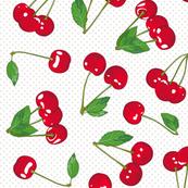 Very Cherry - White