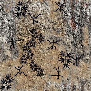 Stoned Petroglyph Joy