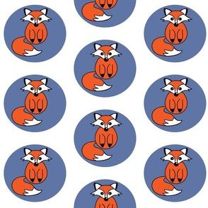 Foxy Blue
