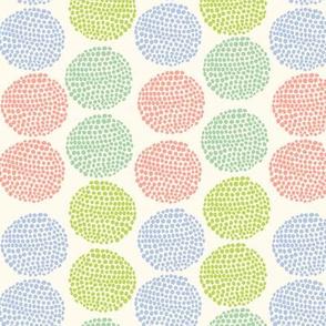 Flowergarden - dots