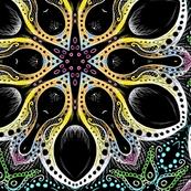 Spoon Flowers lace