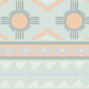 Desert Stripes No. 3