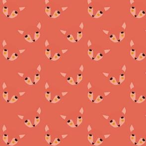 dissapearing fox