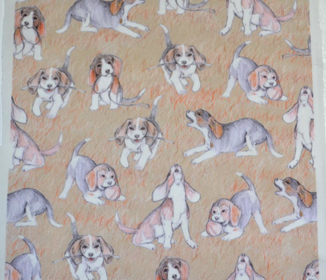 Playful Beagle Pups REVISED
