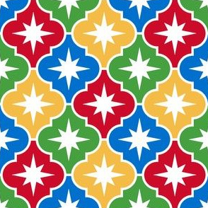 c-rhombus star 4