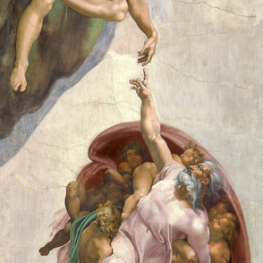 Creation of Adam (vertical)