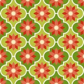 orchard flower tiles