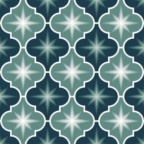 c-rhombus star 2 - skiing