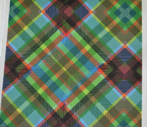 Madras Kaleidoscope Plaid 2