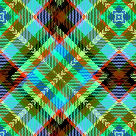 Madras Kaleidoscope Plaid 2