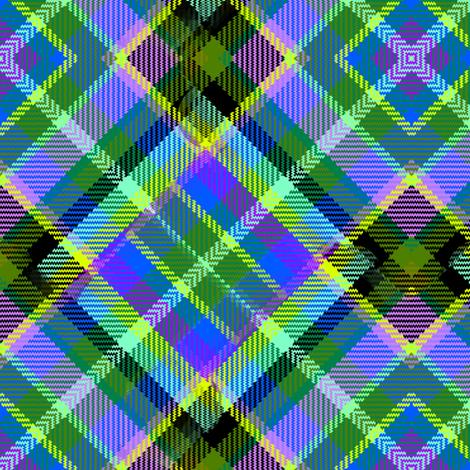Madras Kaleidoscope Plaid 3