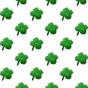cestlaviv_fourleaf_clover for St Patrick