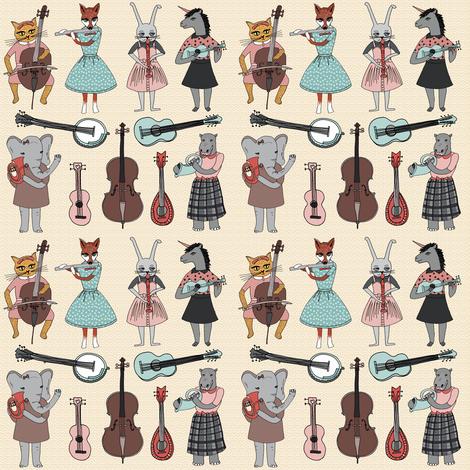 Amazing Animal Alphabet Band - Small Version