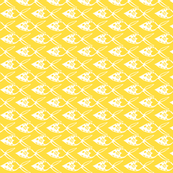 Otomi Fish  - Yellow