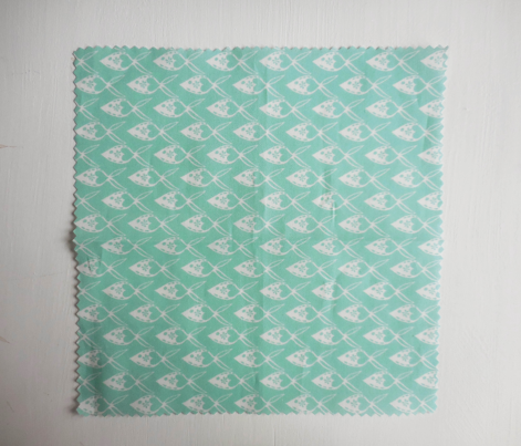 Otomi Fish - Mint Green
