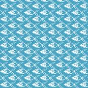 Otomi Fish - Teal