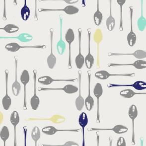 Retro Spoons