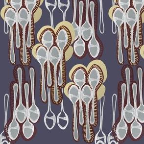 Mr Bradshaw's Spoons by Su_G