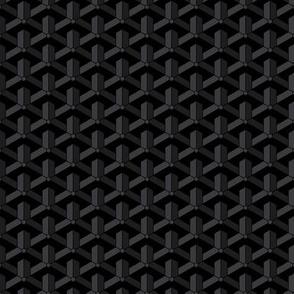 Bishamon Armor - Soft Black