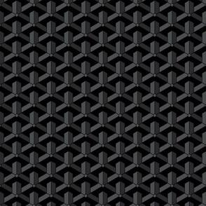 Bishamon Armor - Medium Black