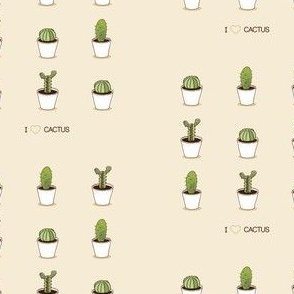 I love cactus background